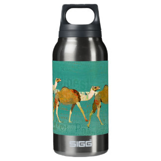 Dreamy Camel Liberty Bottle 10 Oz Insulated SIGG Thermos Water Bottle