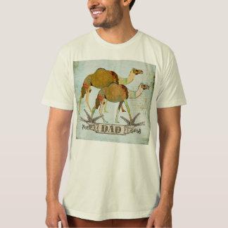 Dreamy Camels Dad T-shirt