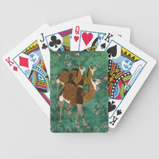 Dreamy Camels Jade Card Deck
