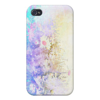 Dreamy daisies iPhone 4 cases