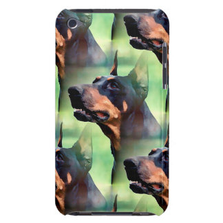 Dreamy Doberman Painting iPod Touch Cases