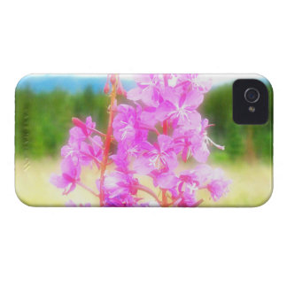 Dreamy Fireweed; No Text Case-Mate iPhone 4 Cases