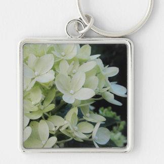 Dreamy Hydrangea Floral Key Ring