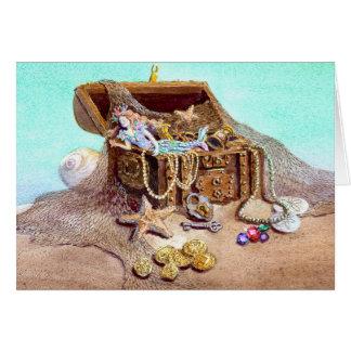 Dreamy Mermaid Card