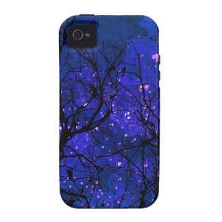Dreamy Nights Vibe iPhone 4 Cases