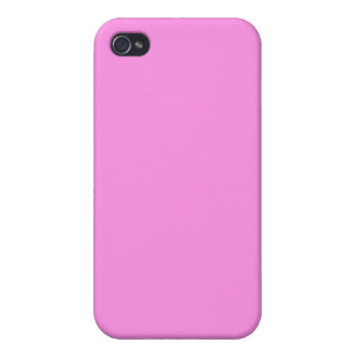 Dreamy Pink iPhone 4/4S Covers