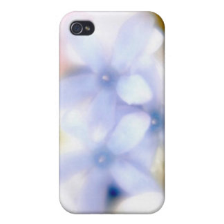 Dreamy Purple Flowers iPhone 4 Cases