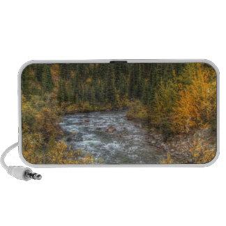 Dreamy River iPod Speakers