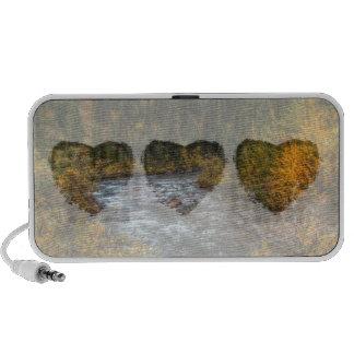 Dreamy River Notebook Speakers
