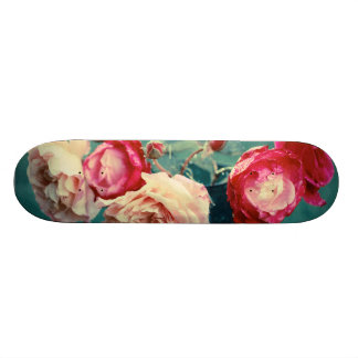 dreamy roses skate board decks