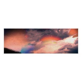 Dreamy Sky Poster