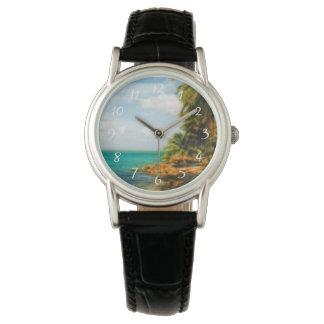 Dreamy Tropical Beach Watch