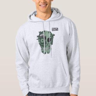 DreamySupply Corruption Ash Grey T-Shirt