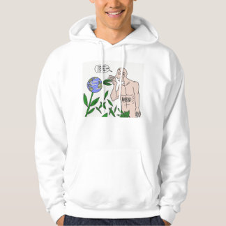 DreamySupply Earths Resources In Our Hands Hoodie