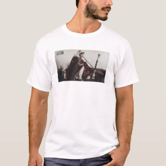 DreamySupply Hookah Smoker White T-Shirt