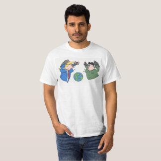 DreamySupply Madmen Men's White T-Shirt