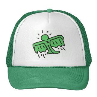 DreamySupply SuperFly Pop Art Green SnapBack Cap