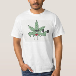 DreamySupply WEEED Strong White T-Shirt
