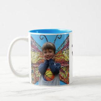 Dreas solo Butterfly Mug