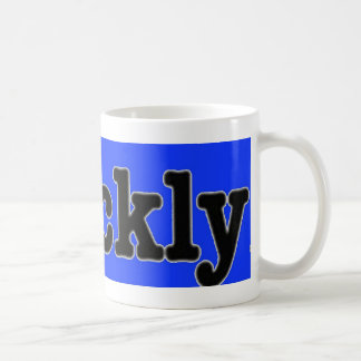 Dreckly Basic White Mug