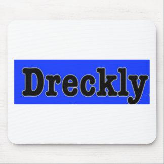 Dreckly Mouse Mat