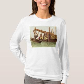 Dredging a canal T-Shirt