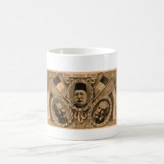 Drei Kaiser Bund Basic White Mug