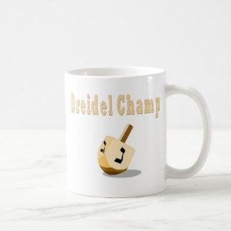 Dreidel Champ Mug