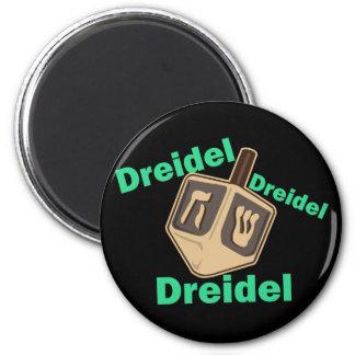 Dreidel Dreidel Dreidel Fridge Magnet