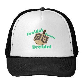 Dreidel Dreidel Dreidel Mesh Hats
