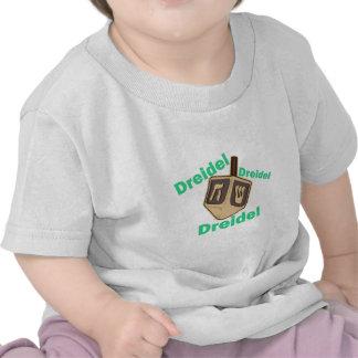 Dreidel Dreidel Dreidel Tee Shirt