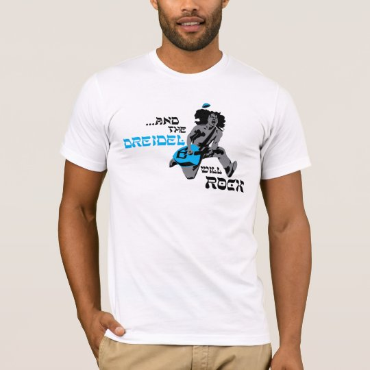 Dreidel Rock Shirt