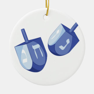 Dreidels Christmas Ornament