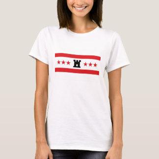 Drenthe region flag netherlands country T-Shirt
