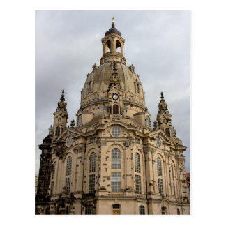 Dresden Frauenkirche Post Card