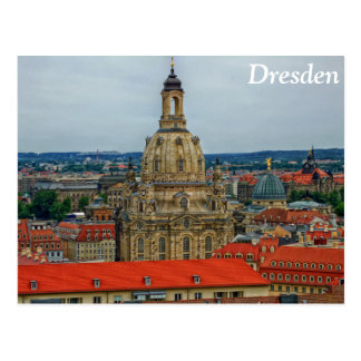 Dresden, Germany Post Card