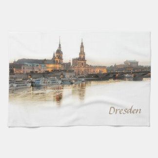 Dresden Tea Towel