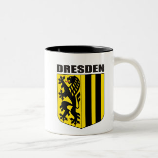 Dresden Two-Tone Coffee Mug