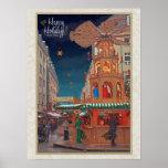 Dresden - Weihnachtspyramide - HH W Poster
