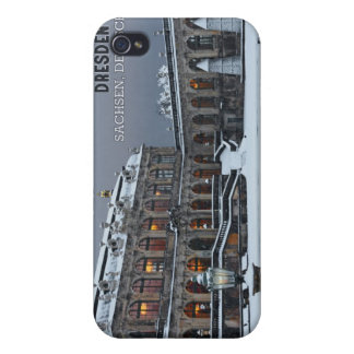 Dresden - Zwinger Palace Winter LS iPhone 4/4S Cover