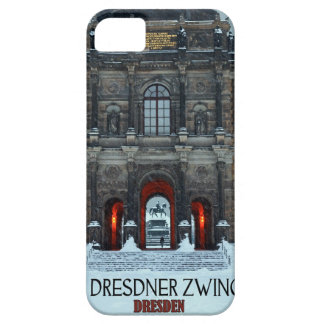 Dresden - Zwinger Palace Winter P iPhone 5 Cases