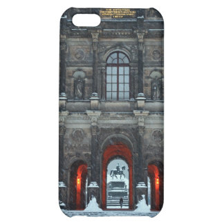 Dresden - Zwinger Palace Winter P iPhone 5C Covers