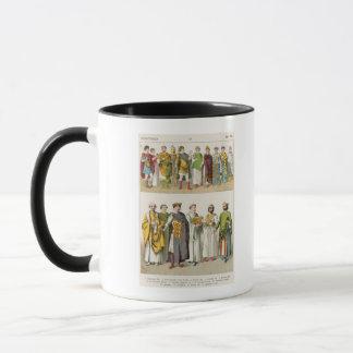 Dress at the Byzantine Court Mug