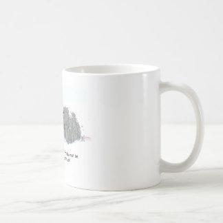 """Dress Down Friday"" must be a real challenge-MUG Basic White Mug"
