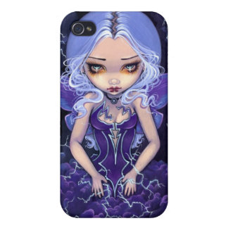 """Dress of Storms"" iPhone 4 Case"