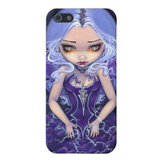 """""""Dress of Storms"""" iPhone 4 Case"""