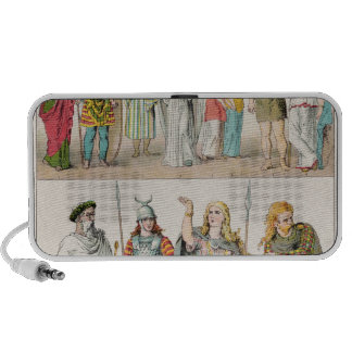Dress of the Britons, Gauls and Germans Mp3 Speaker