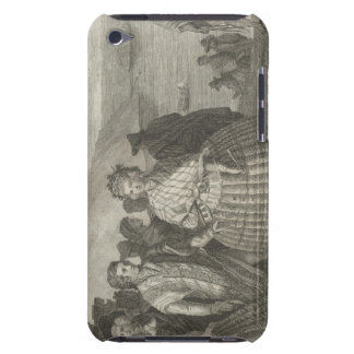 Dress of the Inhabitants of Conception Barely There iPod Cover