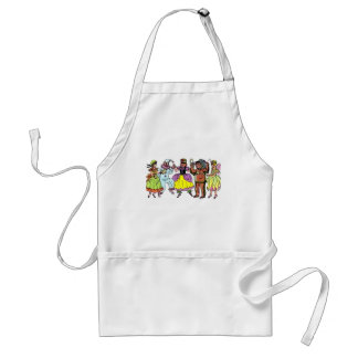Dress Up Ball Standard Apron