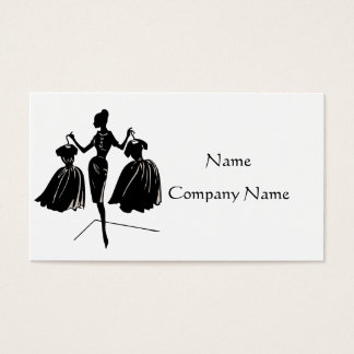 Dress Up Business Card TBA 4-5-09